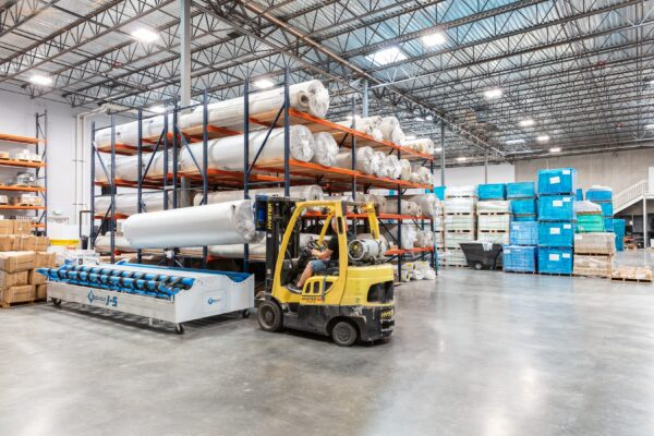 H/B Flooring Solutions Warehouse Space